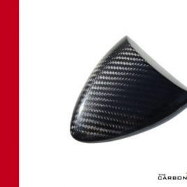 DUCATI MONSTER 659/696/796/1100 CARBON FIBRE SEAT COWL TRIM IN TWILL WEAVE