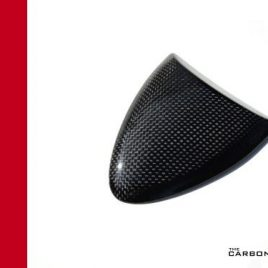 DUCATI MONSTER 659/696/796/1100 CARBON FIBRE SEAT COWL TRIM IN PLAIN WEAVE