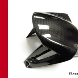 DUCATI XDIAVEL CARBON FIBRE FRONT MUDGUARD X DIAVEL THE CARBON KING FENDER