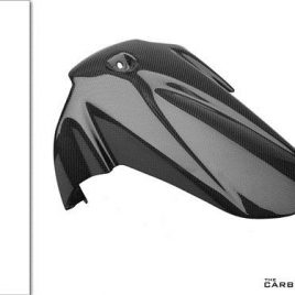 SUZUKI GSXR1000 2009-16 CARBON FIBRE REAR HUGGER IN PLAIN WEAVE