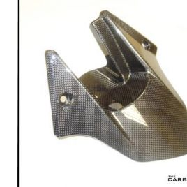 HONDA CBR1000RR 2012-17 CARBON FIBRE REAR HUGGER IN PLAIN WEAVE