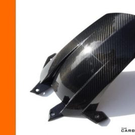 KING KTM RC8/RC8R CARBON FIBRE REAR HUGGER IN TWILL WEAVE