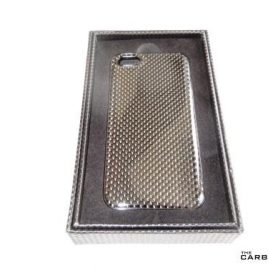 iPHONE 5 CARBON CASE IN 3K PLAIN WEAVE WITH PRESENTATION BOX