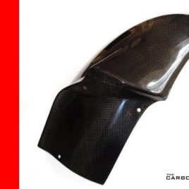 MV AGUSTA F4/BRUTALE 99-2009 CARBON FIBRE REAR HUGGER IN PLAIN WEAVE