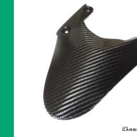 TRIUMPH 675 DAYTONA/STREET TRIPLE 2006-12 CARBON FIBRE REAR HUGGER IN TWILL WEAVE
