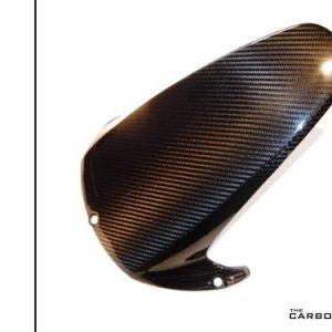 HONDA CBR900RR (954) FIREBLADE CARBON FIBRE REAR HUGGER IN TWILL WEAVE (2NDS)