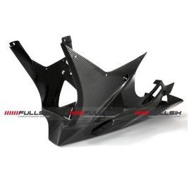 BMW S1000RR 2019-14 CARBON FIBRE RACING BELLY PAN (UK SUPPLY ONLY) BY FULLSIX