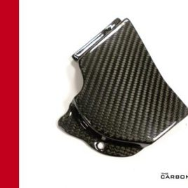 DUCATI 749/999 CARBON SPROCKET COVER (PLUS OTHER MODELS) IN TWILL WEAVE