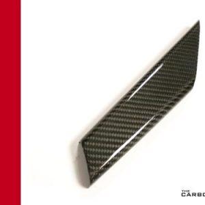 DUCATI 848/1098/1198 CARBON CHAIN GUARD IN TWILL WEAVE