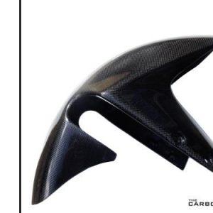 SUZUKI GSXR600/750 2000-2003 GSXR1000 2001-02 CARBON FIBRE FRONT FENDER IN PLAIN WEAVE (2NDS)