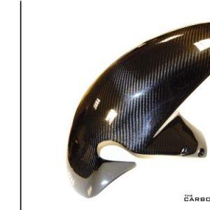 SUZUKI GSXR600/750 2000-2003 GSXR1000 2001-02 CARBON FIBRE FRONT FENDER IN TWILL WEAVE (2NDS)