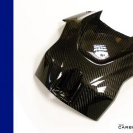 BMW S1000RR 2019 ON CARBON FIBRE TANK COVER IN TWILL WEAVE