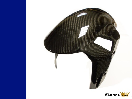 BMW S1000RR Carbon Front Fender in Twill Gloss 2019