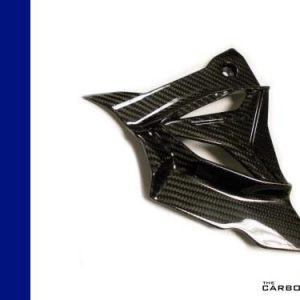 BMW S1000RR 2019 ON CARBON FIBRE SPROCKET COVER IN TWILL WEAVE