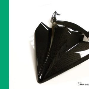 KAWASAKI H2/H2R CARBON FIBRE MONO SEAT TAIL UNIT IN PLAIN WEAVE