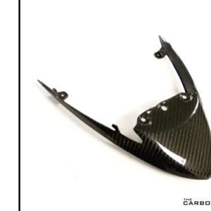 SUZUKI GSXS1000 2015-20 CARBON FIBRE TAIL LIGHT SURROUND IN TWILL WEAVE